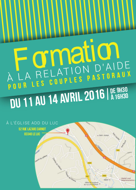 Formation - le luc 1